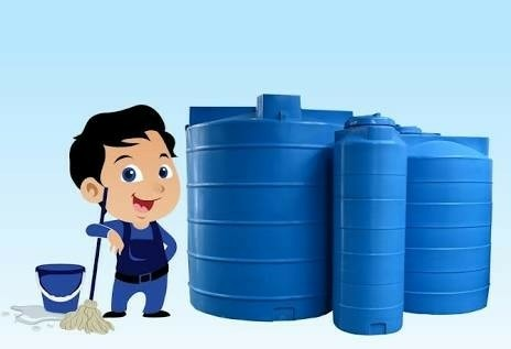karachi water tank cleaning services